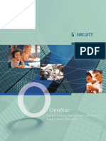 Aircuity OptiNet Brochure 112106