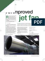 MoJet an Improved Jetfan