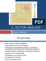 EKT 241-2- Vector Analysis 2013 DR Ruzelita