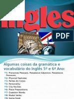 Resumo Ingles