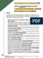 Informe de Emergencia N° 122 - 10/02/2010/COEN-SINADECI
