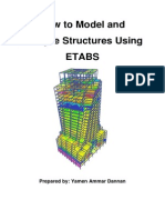 Etabs Guide