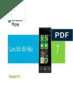 WP NLT 5.1 PersistingData