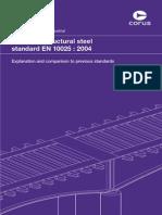 Steel Standard EN10025-04
