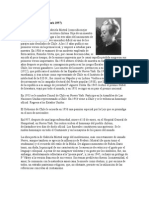 Gabriela Mistral Biografia 25.05