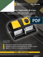 Enerpac XA-Series Catalog