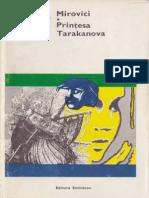 G.P. Danilevski - Mirovici-Printesa Tarakanova