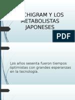 Archigram y Los Metabolistas Japoneses
