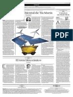 El Comercio - 29-05-2015 - El impacto ambiental de tia María.pdf