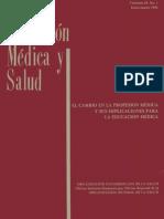 Educación Medica y Salud