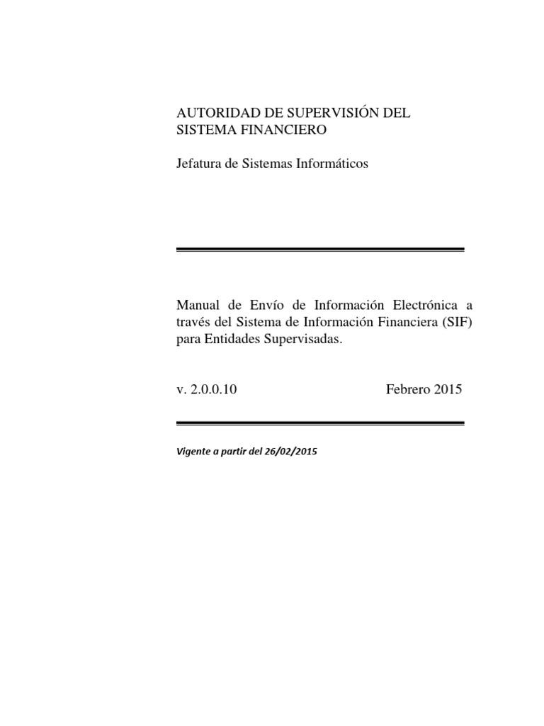 Sootufit Blog Archive Manual De Cuentas Asfi Pdf