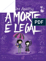 A Morte e Legal - Jim Anotsu