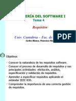 Ingeniería Del Software Requisitos para todos
