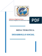 Desarrollo Social 2021-PUNO