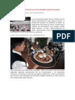Las fuerzas competitivas en el sector de los restaurantes.docx