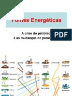 06. Fontes Energéticas.2015