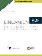 Informe TP2 Gran La Plata Va 2015