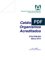Dta-pub-023 v13 Catalogo Acreditacion Mar-2015