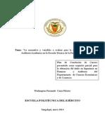 auditoría académica