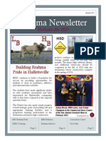 Spring 2015 HISD Newsletter Issue #12