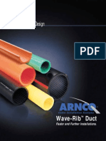 Arnco Wave Rib Guide