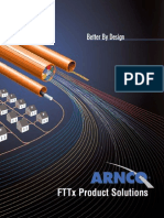 Arnco FTTx Fiber Solutions