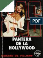 015. Gerard de Villiers - SAS - Pantera de La Hollywood v.1.0