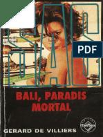 017. Gerard de Villiers - SAS - Bali Paradis Mortal v.1.0