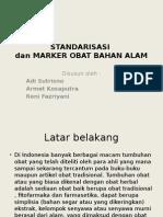 persentasi standarisasi