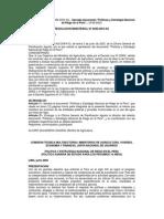 R.m-498-2003-AG - Pol. y Est. de Riego en El Peru