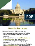 Neoclassicismo - EUA E EUROPA