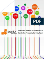 Prezentarea Solutiilor Senior Software