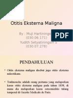 Otitis Eksterna Maligna