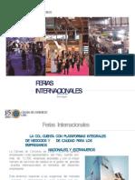 Ferias Internacionales CCL