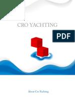Cro Yachting Catalogue