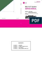 Diagrma de Modular LG MCV1306