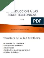Capitulo 1 Introduccion a Las Redes Telefonicas v1