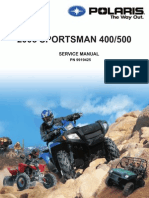 Polaris Ranger XP 700 4x4 - 6x6 07 - Service Manual