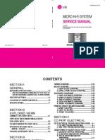 Diagrama de Modular LG XC62