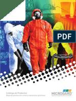 Mic RogRopa de protección contra sustancias químicasard