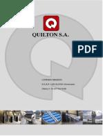 Sistema de Desbaste Autolimpiantes y Sistema de Separación- Clacificador de Arenas Los Olivos