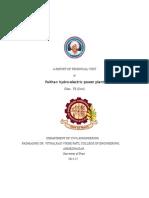 Sitevisit Report2014