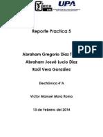 Reporte Practica 5