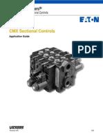 CMX 100 Applic