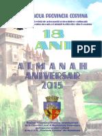 Noua Provincia Corvina - 18 Ani - Almanah Aniversar 2015