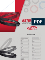 Orion - Retentores