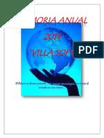 Memoria 2014 Empresa Villa Soft