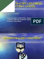 Demonstrações Contábeis, Execução e Análise