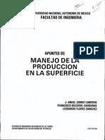 Manejo de Produccion en Superficie