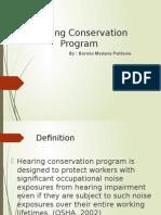 Hearing Conservation Program-rev.ppt